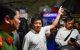 Ông Đoàn Ngọc Hải xử lý hàng loạt karaoke, nhà hàng vi phạm PCCC