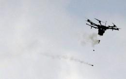 Israel dùng UAV thả lựu đạn cay xuống người biểu tình ở Gaza