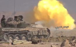 16 xe tải chở đầy vũ khí hiện đại của QĐ Syria bị IS bắt sống ở Deir Ezzor?