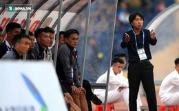 """HLV Miura """"tim đập chân run"""" trong ngày trọng tài 2 lần từ chối bàn thắng của đối thủ"""