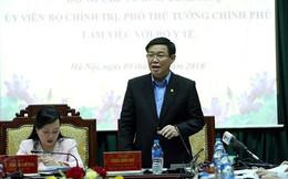 Phó thủ tướng Vương Đình Huệ: Tại sao chưa đấu thầu đã đàm phán giá thuốc?