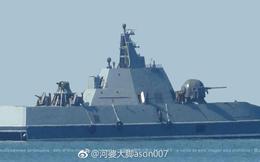 Lộ diện tàu tên lửa tấn công nhanh tàng hình bí ẩn của Triều Tiên