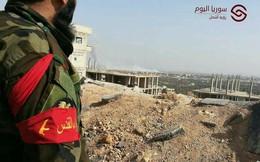 """""""Quả đấm thép"""" hủy diệt quân thánh chiến trên chiến trường Đông Ghouta, Syria"""