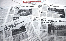 Dự án resort Nam Ô: Không được rào chắn, mở lối xuống biển cho dân