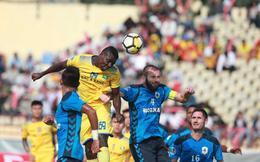 SLNA phải đá 'chung kết' bảng H AFC Cup 2018