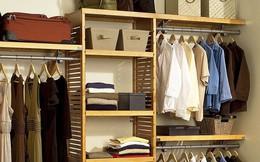 """Nếu không muốn tủ quần áo lúc nào cũng lộn xộn, chị em hãy bỏ ngay những thói quen sắp xếp """"tưởng đúng mà sai bét"""" này"""
