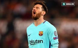 Giấc mơ Barca đổ vỡ: Messi ơi, giá như anh đừng tham như thế