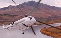 Rơi trực thăng ở Nga làm 6 người thiệt mạng