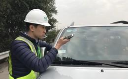 Đề xuất cưỡng chế dán thẻ thu phí tự động hàng triệu ôtô