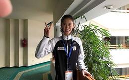 Nữ võ sĩ Kim Ngân đoạt HCV Taekwondo trẻ thế giới