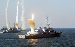 Nga phô diễn khả năng bắn hạ tên lửa hành trình, thách thức Mỹ tấn công Syria
