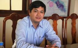 Ông Hoài Bảo từ Giám đốc xuống làm nhân viên Sở KH&ĐT