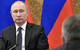 Ấn định thời gian ông Putin nhậm chức tổng thống