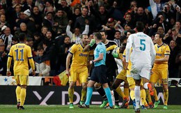 Báo thân Real Madrid kết luận khó tin về quả penalty của Ronaldo trước Juventus