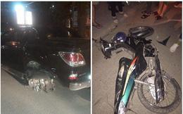 """Những hình ảnh về vụ tai nạn khiến mạng xã hội Việt """"dậy sóng"""" đêm qua"""