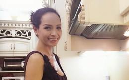 """Cựu người mẫu Thúy Hạnh: """"Con đường giúp tôi giữ lửa hạnh phúc là đi qua...dạ dày"""""""