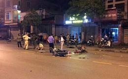 Hai xe máy đấu đầu, một thanh niên tử vong tại chỗ