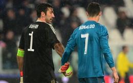 """Gianluigi Buffon: Lời từ biệt Champions League của """"nhà vô địch không ngai"""""""