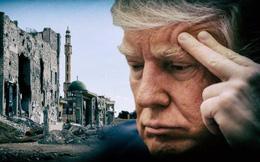 """Những tuyên bố gây """"rối trí"""" về Syria trên Twitter của ông Trump"""