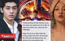 Quản lý Noo vô tình tiết lộ sự kiện 'Avengers' tại Singapore mà Bảo Anh dự có catse 70 USD/ngày, không được lên thảm đỏ
