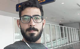 Cuộc sống bi đát như phim của một người tị nạn Syria mắc kẹt ở sân bay Kuala Lumpur