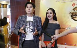 Ngô Kiến Huy và Ốc Thanh Vân làm MC Nhạc hội song ca mùa 2