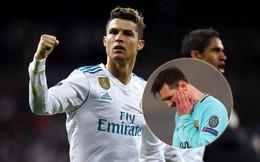 Trong đêm Bernabeu nghẹt thở, Messi đã thầm ước làm được như Ronaldo?