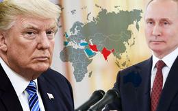 Ai ủng hộ Mỹ, ai về phe Nga trên chiến trường Syria?