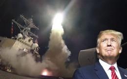 Ba kịch bản tấn công Syria: TT Trump chọn đánh dằn mặt hay tất tay, tổng lực?