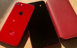 Cận cảnh iPhone 8 và iPhone 8 Plus (PRODUCT)RED, đẹp xuất sắc nhưng vẫn có một nhược điểm lớn