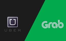 Bộ Công thương quyết định điều tra sơ bộ vụ việc Grab mua Uber