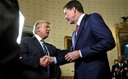 Sách của cựu giám đốc FBI ví von ông Trump như 'trùm mafia'