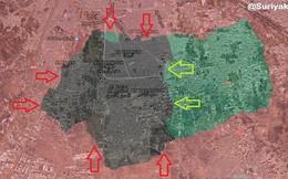 """""""Hổ Syria"""" chuyển hướng tấn công sau trận đại phá thánh chiến Đông Ghouta"""