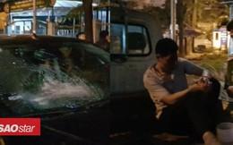 Vợ tài xế ô tô bán tải kéo lê người hàng trăm mét đề nghị công an điều tra chồng bị đánh