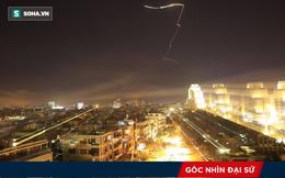 """Liên quân Mỹ-Anh-Pháp tấn công Syria: Hơn 100 quả tên lửa để """"giữ tiếng và giữ miếng"""""""
