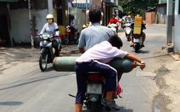 """Giật mình với những """"tên lửa tomahawk"""" xuất hiện trên đường phố Hà Nội"""
