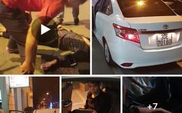 """""""Người lạ"""" sơ cứu, dùng xe đưa nạn nhân bị tai nạn giao thông đến viện là ai?"""