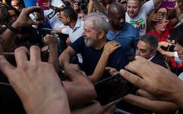 Cuộc sống trong tù của cựu Tổng thống Brazil Lula da Silva