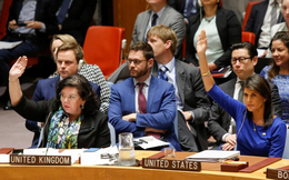 Chỉ 3 nước bỏ phiếu thuận, HĐBA LHQ không thông qua đề xuất của Nga lên án liên quân tấn công Syria