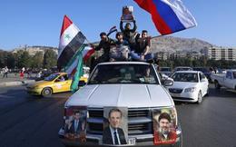 """Người dân Damascus: Tôi ngủ suốt cuộc tấn công, họ đánh """"biểu diễn"""" thôi, có gì phải sợ!"""