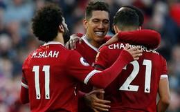 Hàng công Liverpool đang siêu đẳng như thế nào?