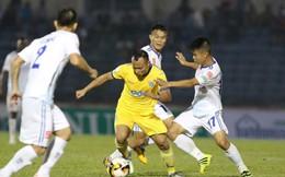 Bùi Tiến Dũng dự bị, Thanh Hóa nhận 3 bàn thua trong trận cầu kịch tính