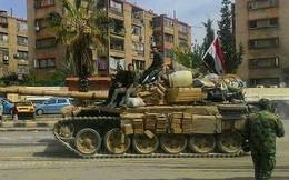 Quân đội Syria sắp giáng đòn kết liễu IS ở nam Damascus sau khi đè bẹp thánh chiến Đông Ghouta