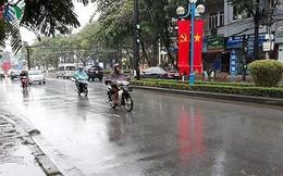 Thời tiết hôm nay: Miền Bắc mưa dông, trời rét, miền Nam nắng ấm