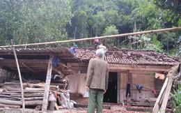 Gần 1.200 ngôi nhà ở Bắc Kạn bị hư hỏng do mưa đá