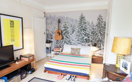 Cô gái trẻ biến căn hộ cho thuê thành nơi vạn người muốn sống