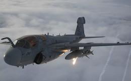 Chỉ với chiếc EA-6B đã loại biên, Mỹ khiến PK Syria rối loạn, bắn nhầm cả mục tiêu dân sự?