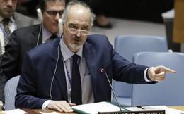 Quá bức xúc, Đại sứ Syria dành gần 30 phút mắng liên quân là nói dối, gây sự, đạo đức giả