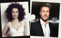 Vẻ đẹp quyến rũ như minh tinh Hollywood của nữ kiến trúc sư hẹn hò Brad Pitt