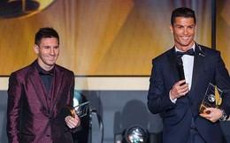 Sự thống trị của Ronaldo và Messi có thể bị chấm dứt bởi 5 cầu thủ này